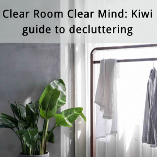 Clear Room Clear Mind: Kiwi Guide to Decluttering
